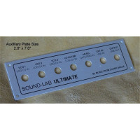 Sound Lab ULTIMATE - Auxiliary Faceplate